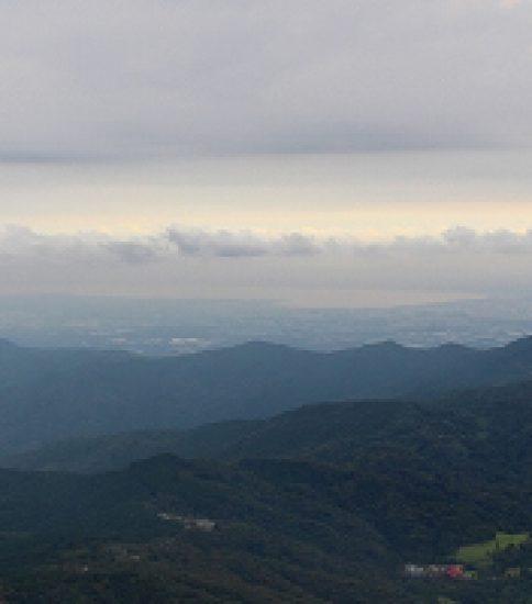 神仏が集う関東の展望台「筑波山」