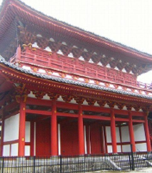 日本最大の禅寺「妙心寺」