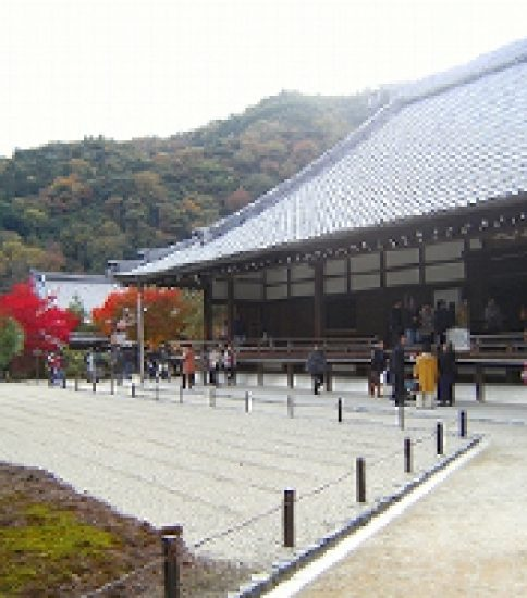 京都五山の第一位 「天龍寺」