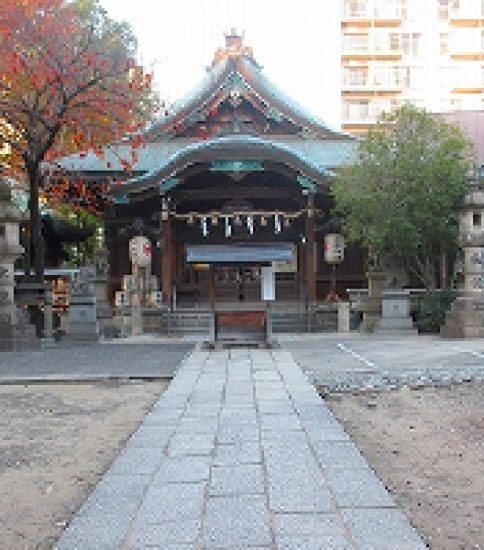恋の霊水「古井の水」で縁結びや長寿を願う〜名古屋市・高牟神社