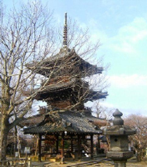 伝説に彩られたお寺 ~頷き阿弥陀と鎌倉地蔵~ 「真如堂」