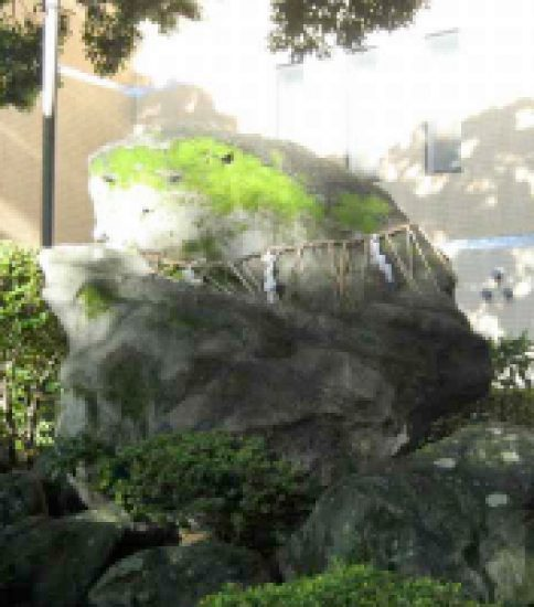 島田の人々が畏敬の念を抱く大井川鎮護の神「大井神社」