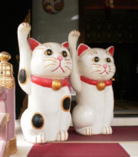 縁結びで人気絶頂の今戸神社
