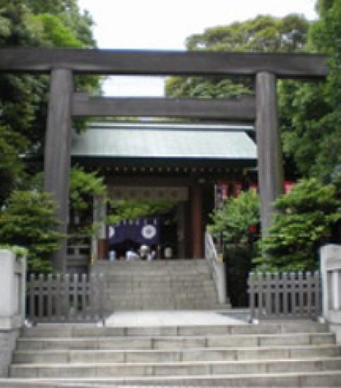 女性に大人気!縁結びで有名な東京大神宮