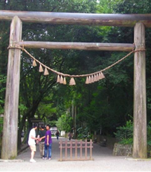 日本屈指のスピリチュアルスポット・高千穂