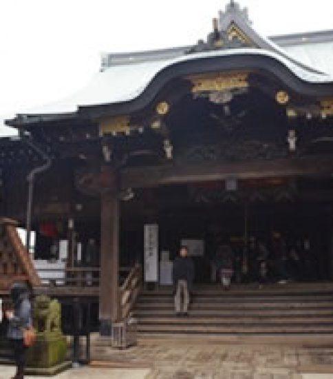 鬼子母神と手づくり作家に会いに、雑司ヶ谷へ行きましょう