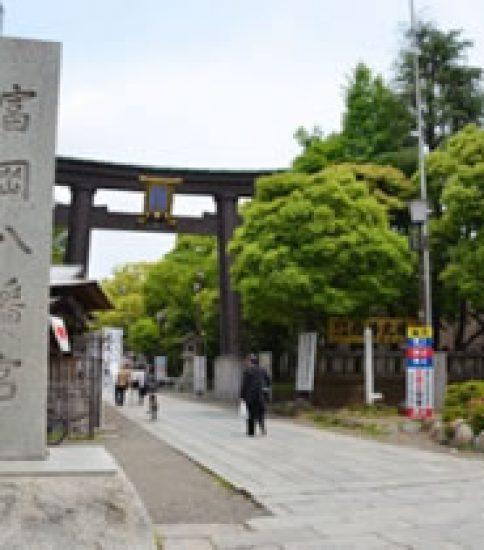 深川八幡祭の本祭りが今年いよいよ行われる「富岡八幡宮」