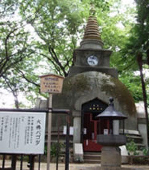 上野公園にある巨顔の「上野大仏」のご利益とは?!