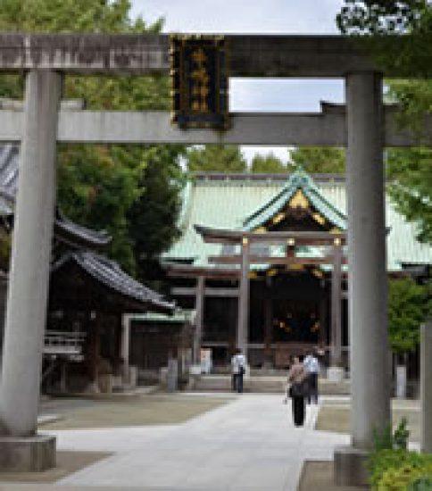 東京スカイツリーの氏神さま「牛嶋神社」