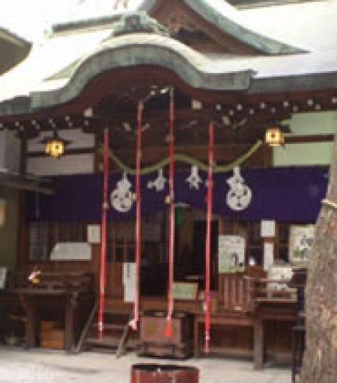 神農さんに無病息災を願う、大阪「少彦名神社」
