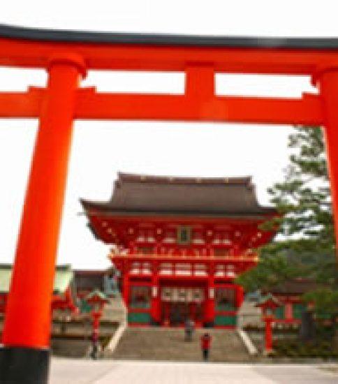 稲荷神社の総本宮・伏見稲荷大社