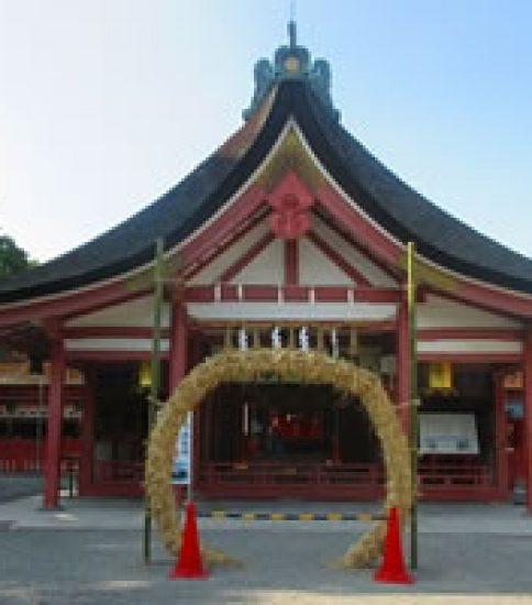 1450余年の歴史を誇る天王社の総本社~愛知県津島市・津島神社