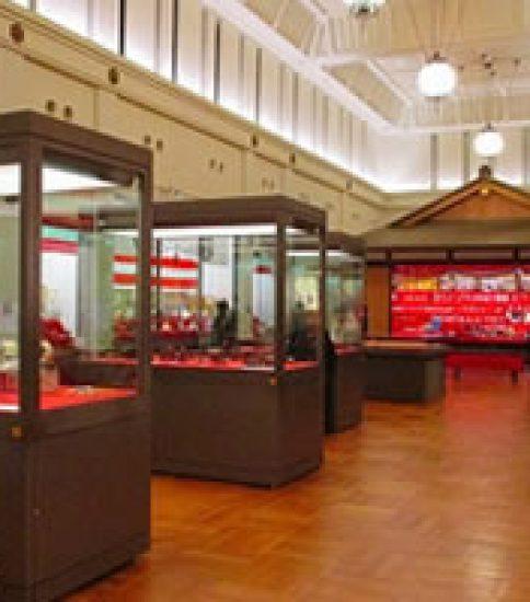 大名家の雛の世界に浸る~徳川美術館「尾張徳川家の雛まつり」