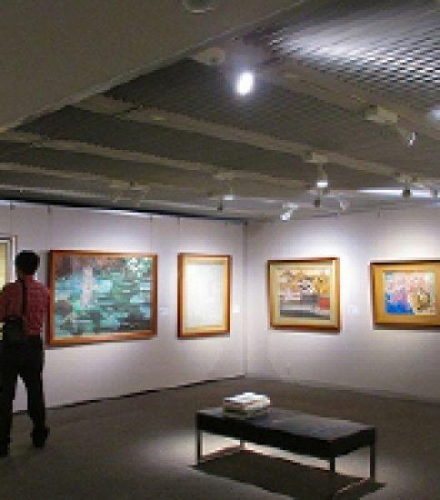 奥深い日本画の魅力を感じて〜鞍ヶ池アートサロン「日本の美 -伝統と近代」展