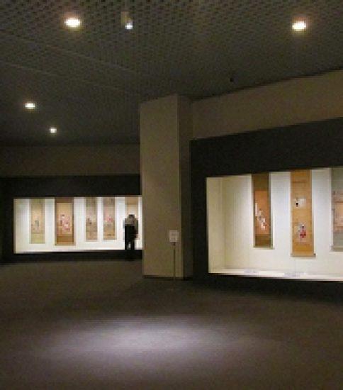 肉筆浮世絵を一堂に観られる貴重な機会〜松坂屋美術館「肉筆浮世絵の美」展